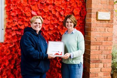 Gallery - Abberley Poppy Appeal Award