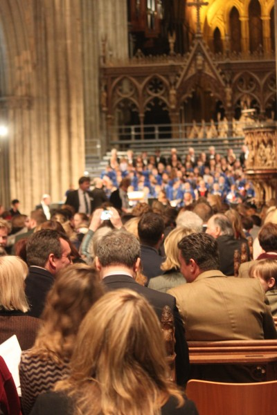 Gallery - Centenary Concert Worcester Cathedral