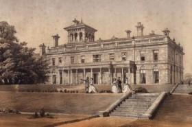 The original Abberley Hall