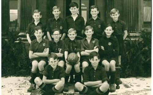 1961 AH Footbal Team