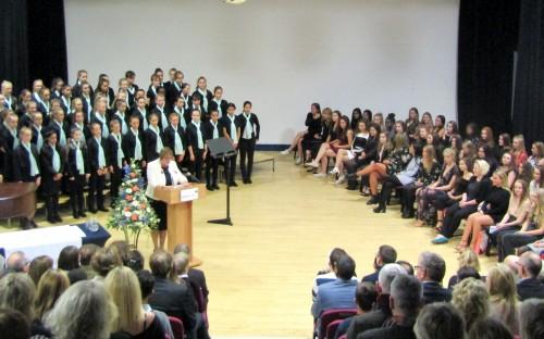 GCSE Presentation Evening Ceremony