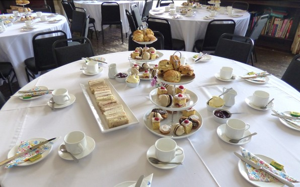 story image for Old Girls Afternoon Tea Reunion