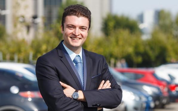 Alex Cristescu - AISB Alumni President
