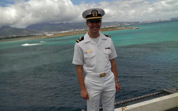 Mark Phillips - US Naval Office