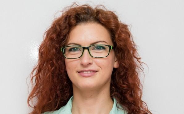 Daniela Taranu - Alumni Relations Coordinator