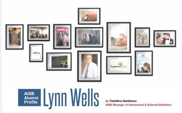 story image for AISB Alumni Profil - Lynn Wells