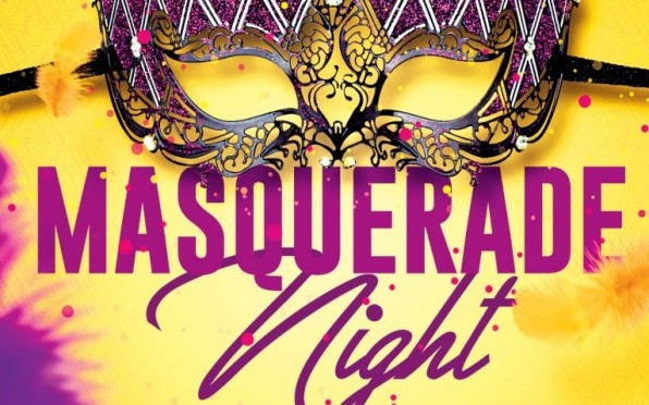 story image for Join us at this year's Masquerade Night