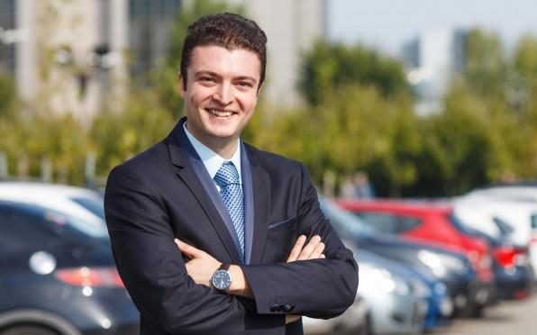 Alex Cristesc - AISB Alumni President