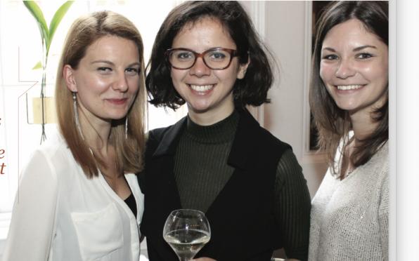 Irina Sofia Luca, Ioana Balu, Andreea Dinulescu