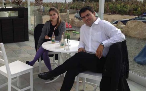 Maria & Alex Dobre