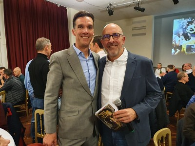 Gallery - An Evening with Old Aylesburian David Millar (Phillips '90) 13 March 2020