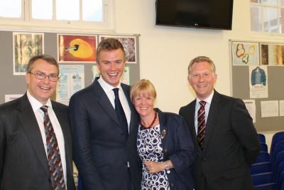 Gallery - Junior Prizegiving 8 July 2014