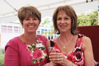 Gallery - Mrs Brooker and Mrs Motteram Retirement Tea 5 July 2015