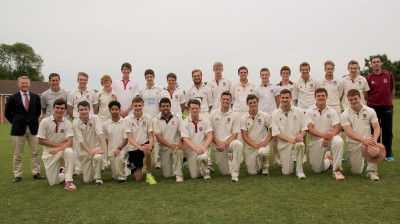 Gallery - OA Cricket Match 2 July 2014