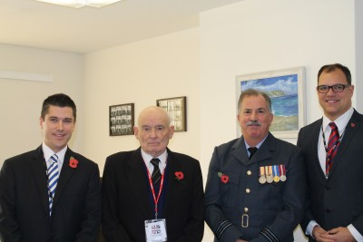 Gallery - Remembrance Day 10 November 2014