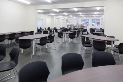Gallery - Sixth Form Centre Refurbishment Summer 2016