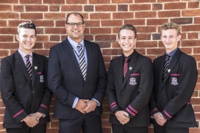 Gallery - Student Leadership Team 2017-2018