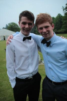 Gallery - Year 13 Leavers Ball 2012