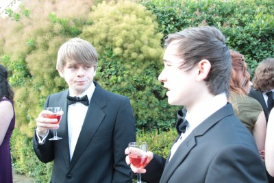 Gallery - Year 13 Leavers Ball July 2011