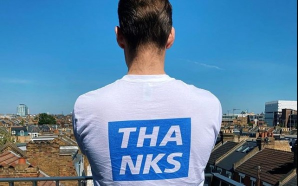 T shirt designed by OA Martin Murphy