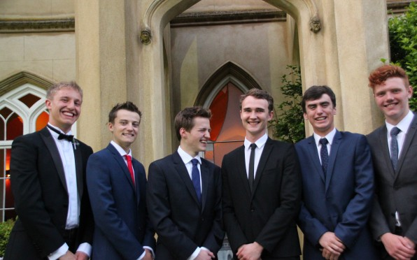 Do you remember your Year 13 Prom?