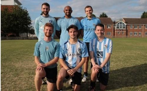 The Winning Football Team 2017