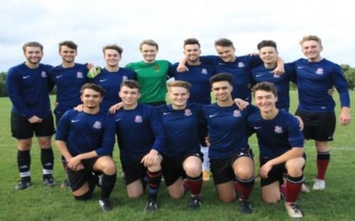 OA Football Team 2017