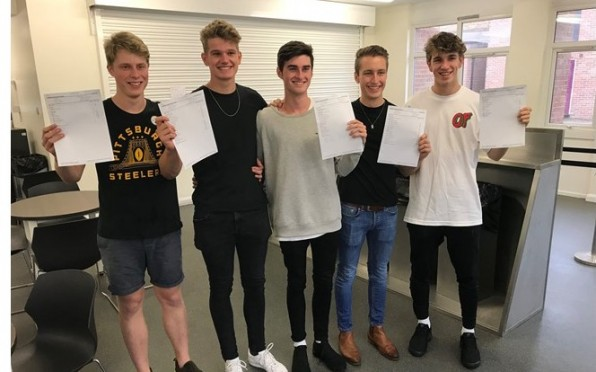 story image for 2018 Exam Results