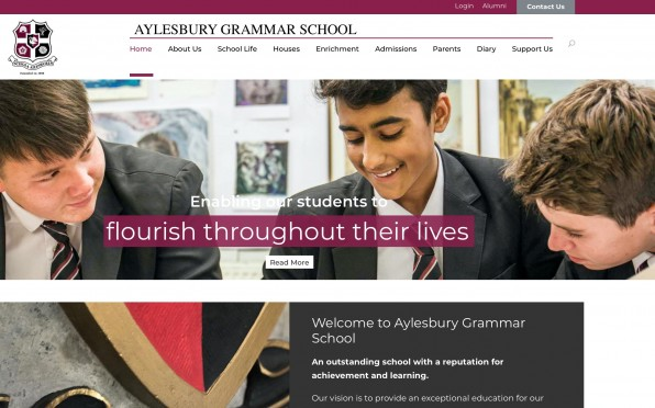 Our new AGS website is now live
