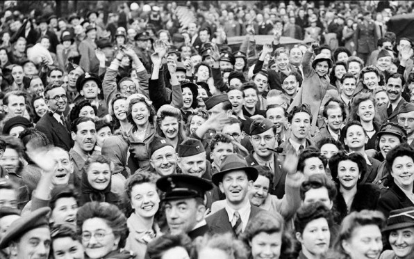 VE Day 8th May 1945