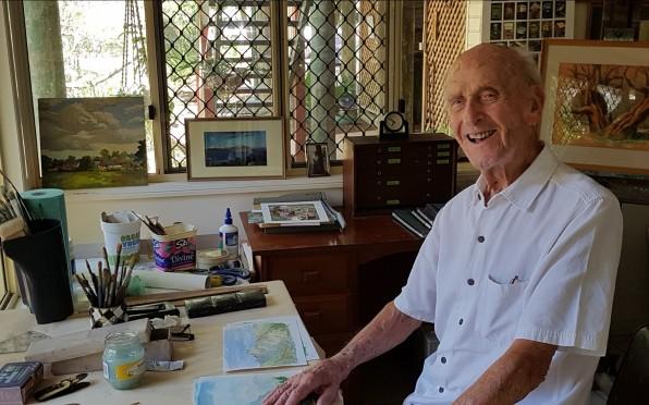 Dennis's birthday in Australia March 2nd 2020