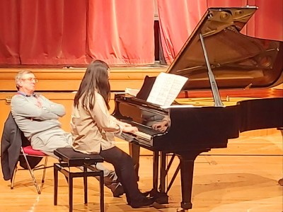 Gallery - Piano Masterclass with Michael Young