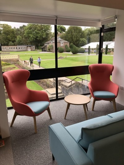 Gallery - The Casson Library & The Fiction Library Refurbishment