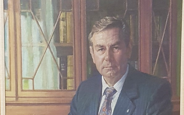 Clifford Gould - Headmaster of Badminton School 1981-1997