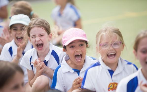 Junior School sport fun!