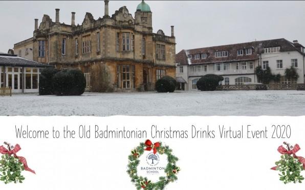 Old Badmintonian Virtual Drinks Reception