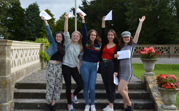 Fantastic results girls!
