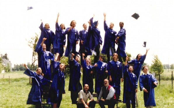 1st Graduation Class