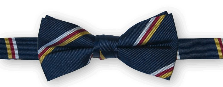 Pre-tied City bow tie