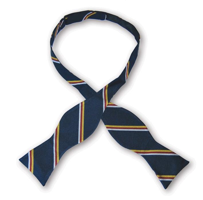 Self-tie City bow tie