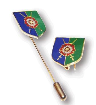 The Old Berkhamstedians lapel pin