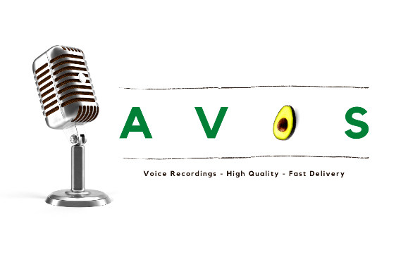 Voice Recordings - Various Languages - High Quality - Fast Delivery