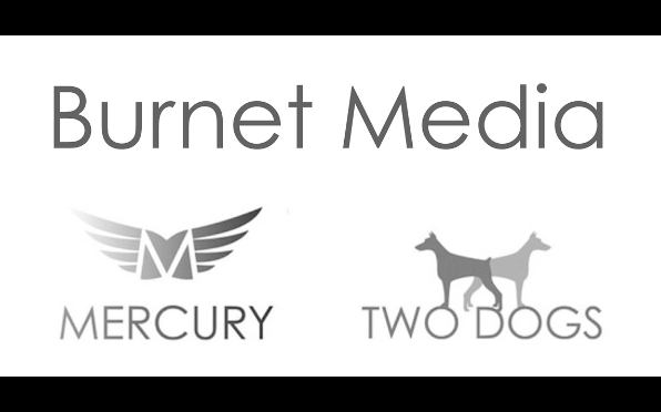 Burnet Media, publisher of Mercury and Two Dogs book imprints