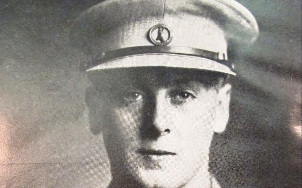 Dacre Lovett Haddon, Rhodes scholar elect 80 Years ago.