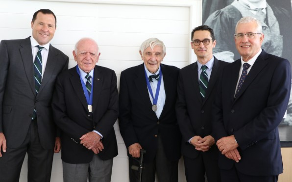 story image for Founders Day 2019 - Awarding of the Robert Gray Medal