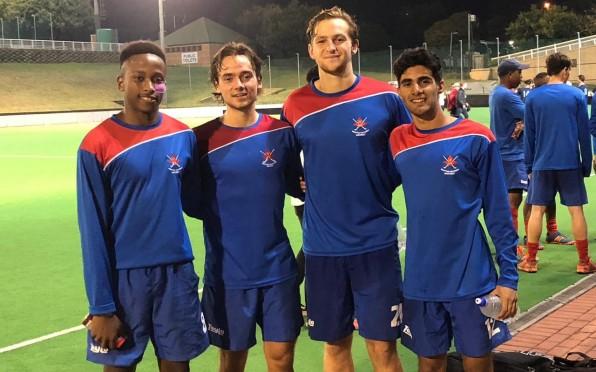 Four ODs in WP U21 A Team