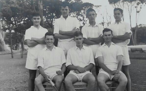 Do you know anyone from the Badminton Team of '56?