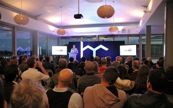 a stirring presentation in a sold-out Heavy Chef event at Bishops Mitre Theatre in Rondebosch