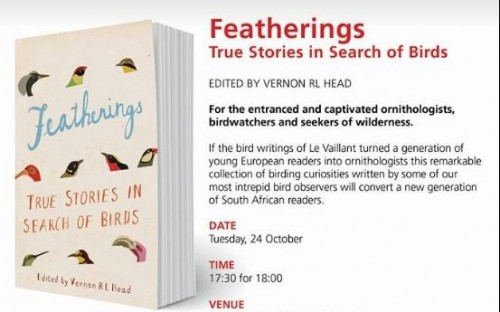 story image for Featherings – True Stories in Search of Birds – Edited by Vernon Head (1984O)