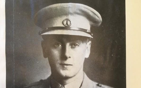 Lieut. Dacre Lovett Haddon (1930-39)